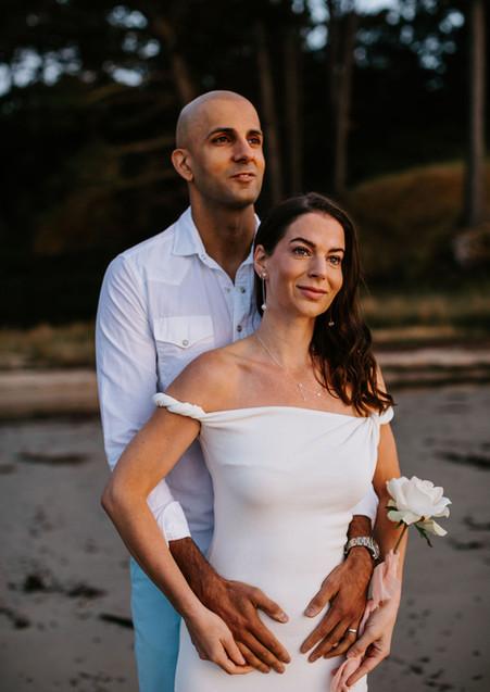Laura & Amit