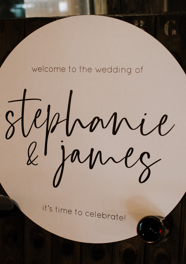 Steph & James