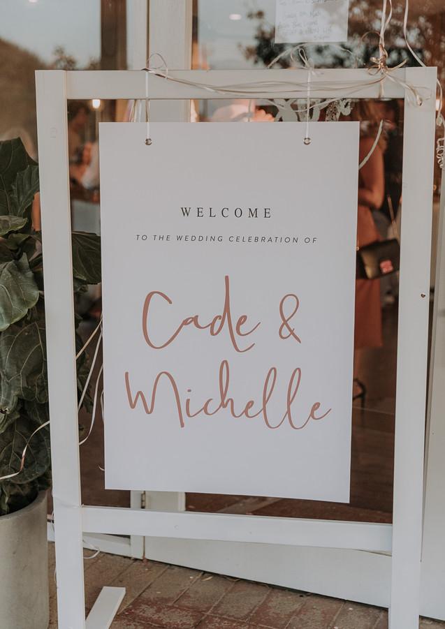 Michelle & Cade