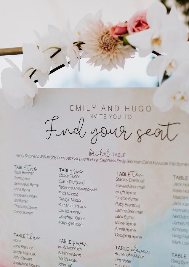 Emily & Hugo