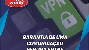 TexWork Uniformes e EPIs     Implantação de VPN | Open Network
