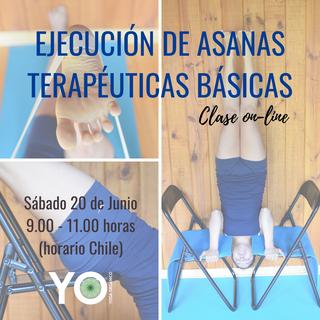EJECUCIÓN DE ASANAS TERAPÉUTICAS BÁSI