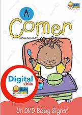 A Comer Digital Gestos que Hablan Baby S