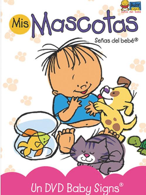 DVD Mis Mascotas