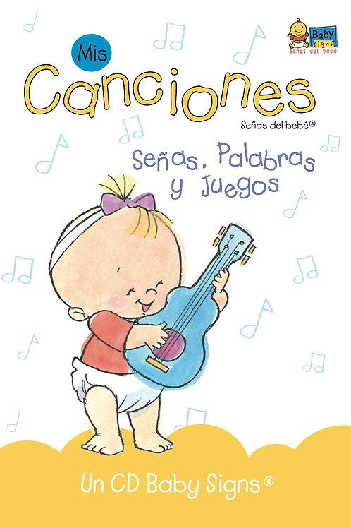CD Mis canciones