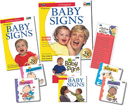Kit para Padres Baby Signs Chile Gestos