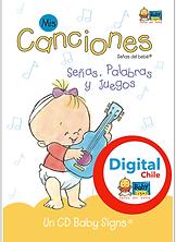 CD Mis canciones Baby Signs Chile Digita