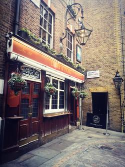 Lamb and Flag Pub