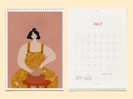 Frankie Calendar