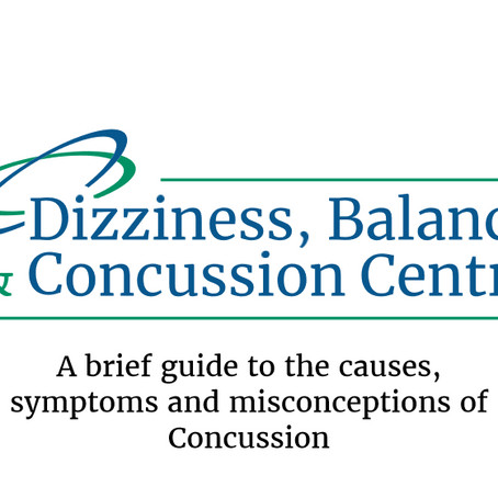 Concussion - A brief guide to the causes, symptoms and misconceptions