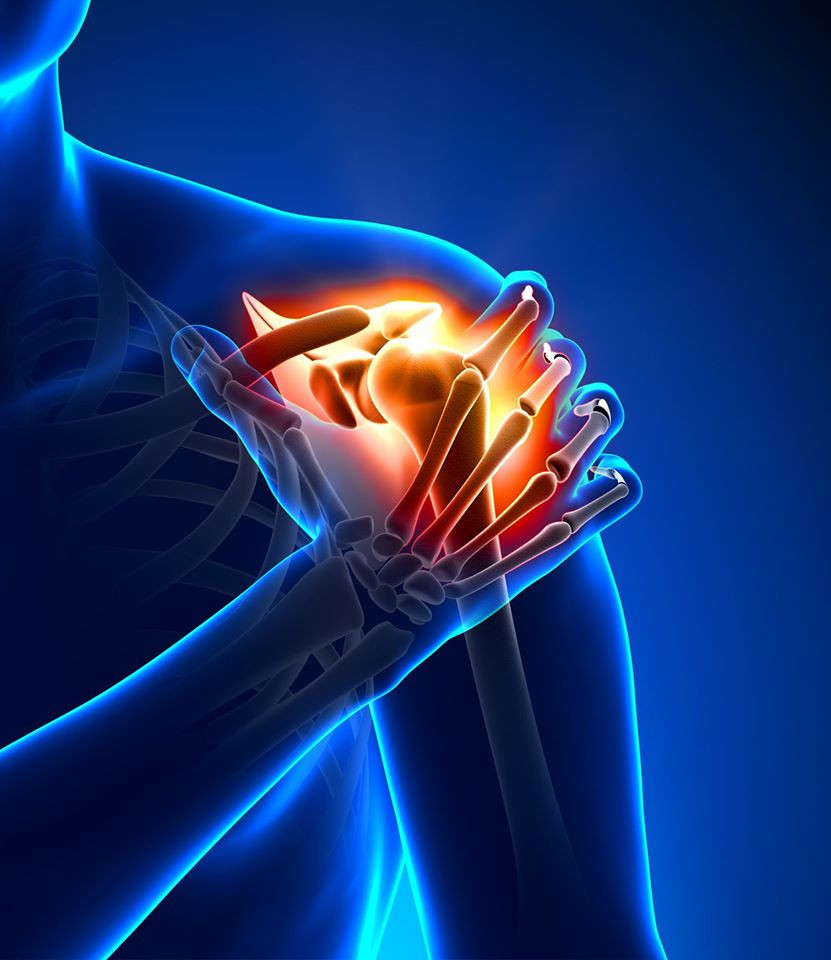 Physiotherapy in Halifax - Rotator cuff tears