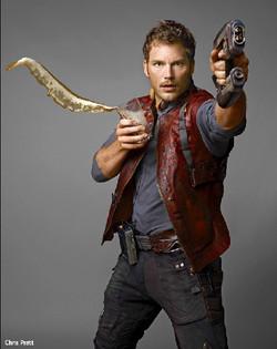 Chris Pratt: Entertainment Weekly