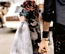 Punk Wedding