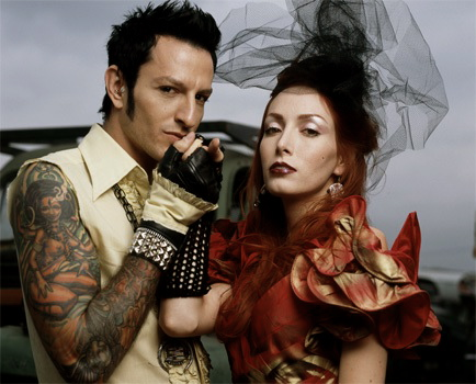 Punk Wedding