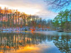 University of Richmond Lake