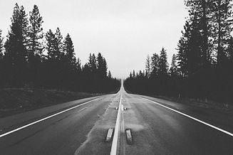Long Empty Road