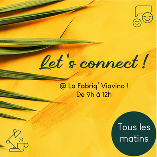 Let's connect !