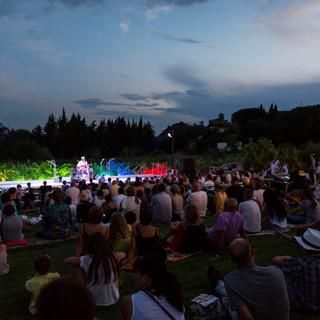Théâtre de Verdure - Concert