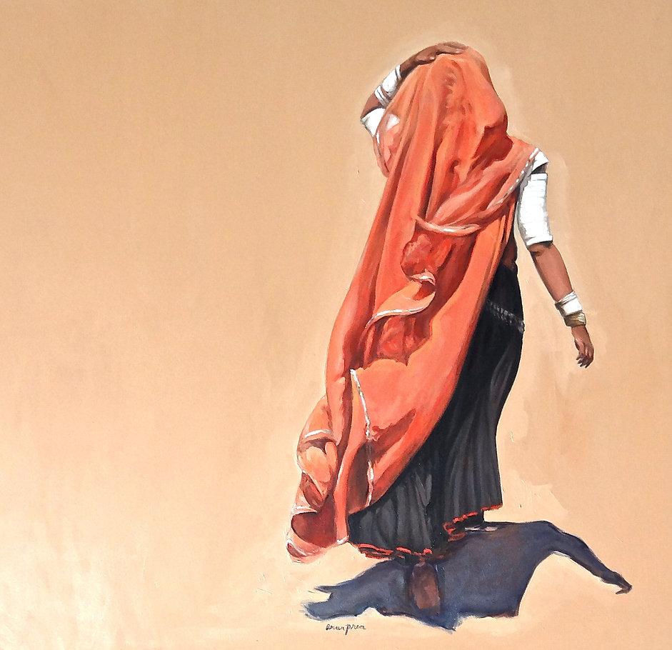 Arun Prem's Oil Paintings of India, gallery of ...