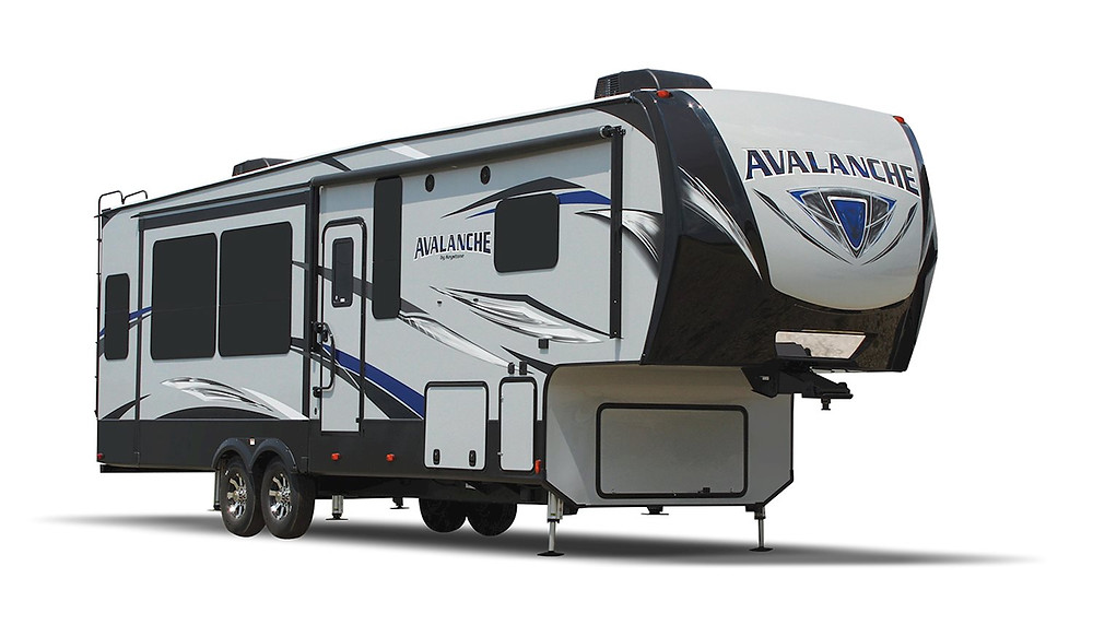 Heart Attack Survivors are welcome with their RV's