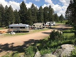 RV Park, Big Rig Friendly, Boulder Creek Lodge Montana
