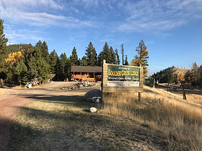 Entrance off of Hwy 1, Philipsburg, Montana, Southwest Montana