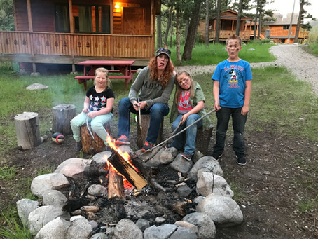 "Unleash your ""Happy"" Montana S'more Style this summer"