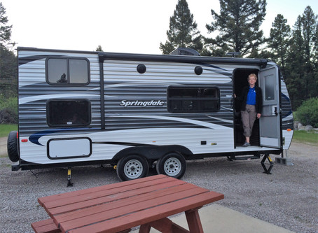 Boulder Creek Lodge adds onsite RV Rental for 2019