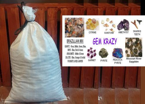 Gem Krazy bag sold at Boulder Creek Lodge Montana