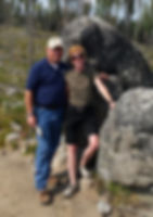 Owners of Boulder Creek Lodge and RV Park