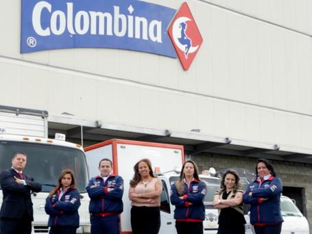 VIDEO LANZAMIENTO COLOMBINA