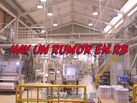 VIDEOS CAMPAÑA VALORES INTERNOS RECKITT BENCKISER
