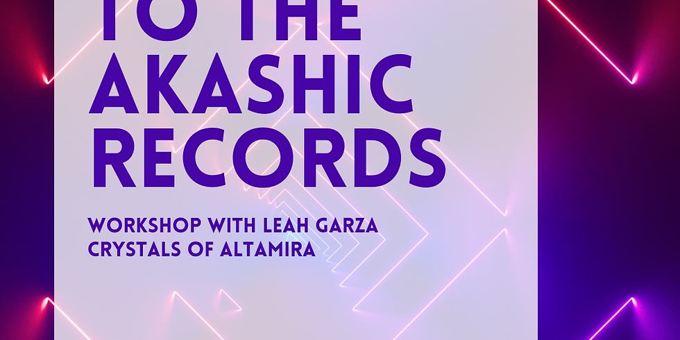 Intro to the Akashic Records
