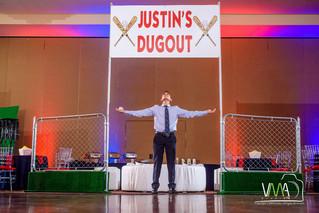 Justin's Dugout Mitzvah