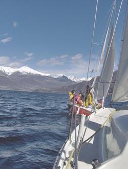 foto barca a vela Dervio 036