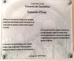 Targa d'Orsay