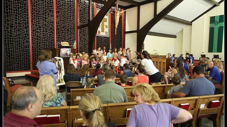 Sunday Worship: Tenth Sunday After Pentecost
