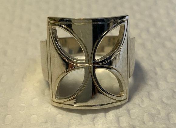 Hidden Frangipani Pacifica Ring