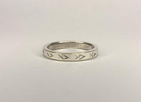 Tapa Wedding Ring