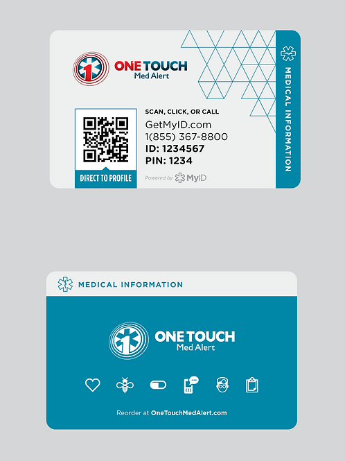MyID Wallet Cards