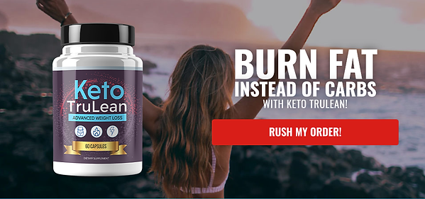 Keto TruLean Order Now
