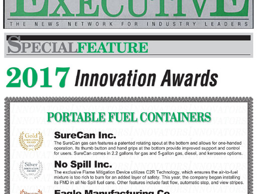 Home Improvement Executive Innovation Gold Winner