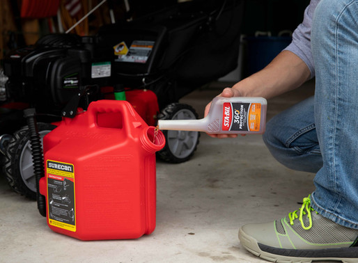 Safety Month | Proper Fuel Treatment with STA-BIL