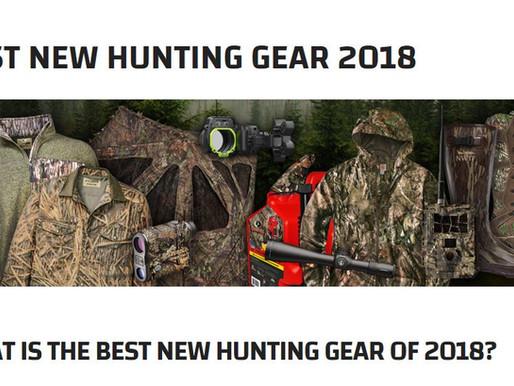 SureCan Included In Mossy Oak's 2018 Best New Hunting Gear Guide