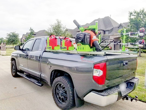 Ultimate Landscaping Truck Build