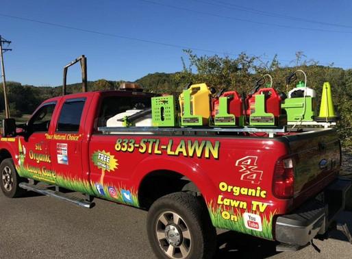 My SureCan Story - St. Louis Organic Lawn Care