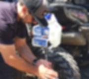 Utility-SureCan-w-Spigot-Wash-hands-Mobi