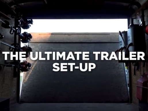 The Ultimate Landscaping Trailer Setup