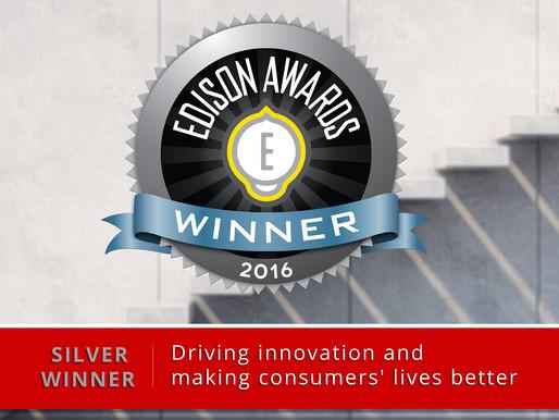 SureCan Named Edison Awards Silver Winner!