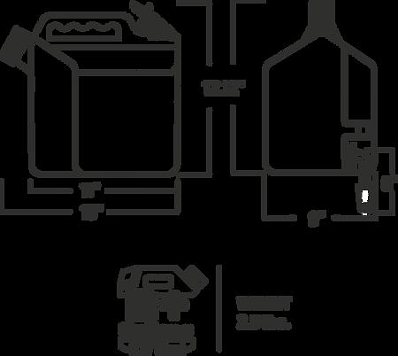 DIMS & SPECS 2 Gallon Spigot.png